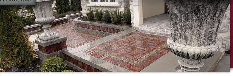 how to build a brick patio video