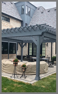 Enhance Your New And Or Existing Patio, Pool Deck Or Backyard With A  Pergola Or Shelter. These Custom Features Offer You Shade Or Partial Shade  When Needed ...